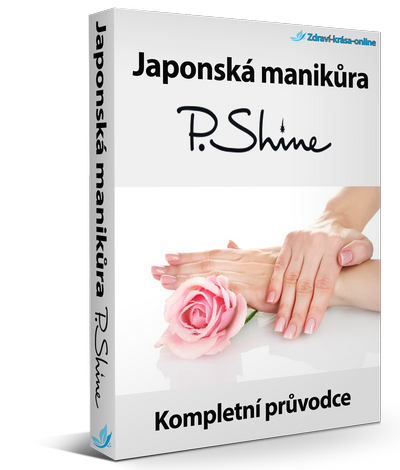 Japonská manikůra P.Shine